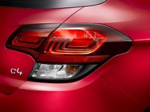 New Citroën C4 Hatchback