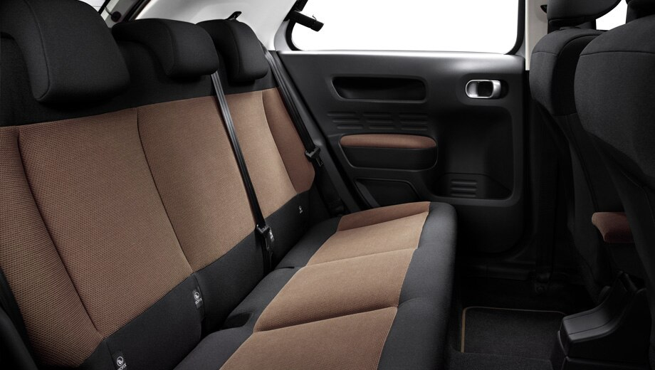 3-pt Seat Belts for Every Passenger